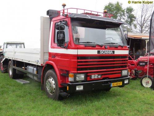 Scania 82, foto van oldtimergek