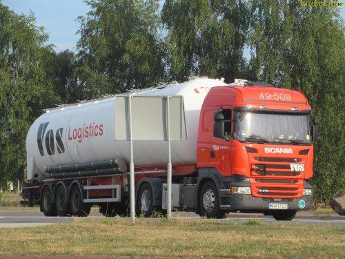Scania R410, foto van oldtimergek