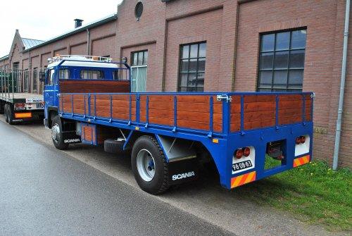 Scania 80, foto van Lucas Ensing