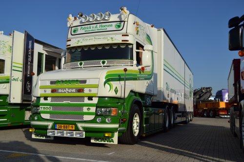 Scania T500, foto van coen-ensing