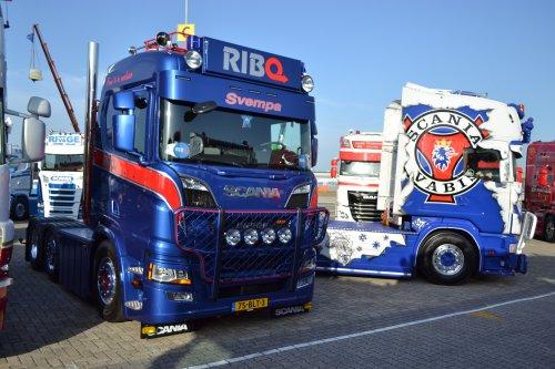 Scania R-serie, foto van coen-ensing
