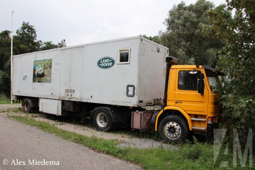 Scania 92, foto van Alex Miedema
