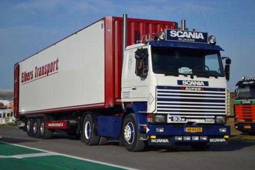 Scania 93, foto van coen-ensing