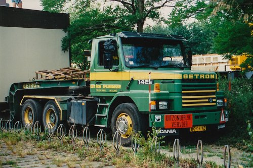 Scania T142, foto van xrayjaco