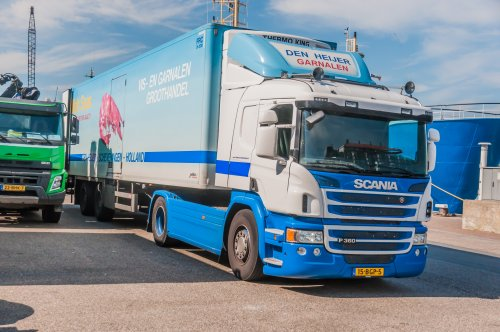 Scania P360, foto van xrayjaco