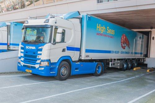 Scania G360, foto van xrayjaco