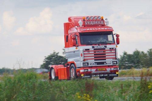 Scania 143 Streamline, foto van E.J.Moes Fotografie