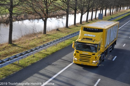 Scania P320, foto van hendrik-stiksma