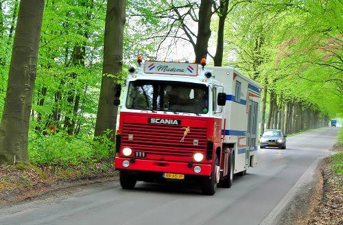 Scania 111, foto van Lucas Ensing