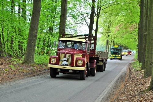 Scania L110, foto van Lucas Ensing