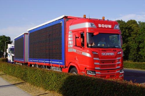 Scania Vrachtwagen, foto van jans-eising