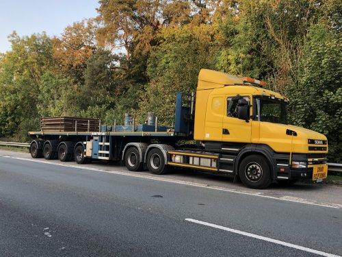 Scania T164, foto van Charlie