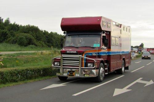 Scania T112, foto van Lucas Ensing