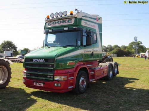 Scania T164, foto van oldtimergek
