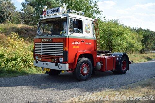 Scania 141, foto van Hans Kramer