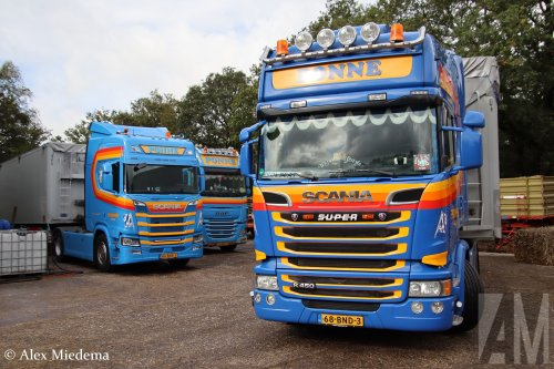 Scania R500 (new), foto van Alex Miedema