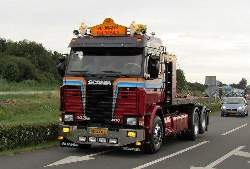 Scania 143, foto van Lucas Ensing