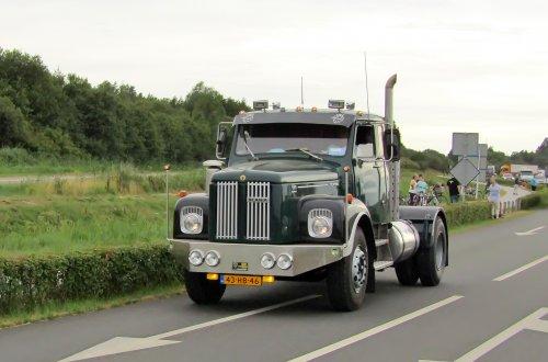 Scania L111, foto van Lucas Ensing