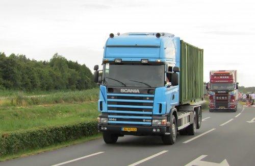 Scania 164, foto van Lucas Ensing