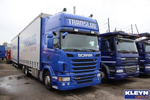 Scania R440, foto van Katy Kleyn