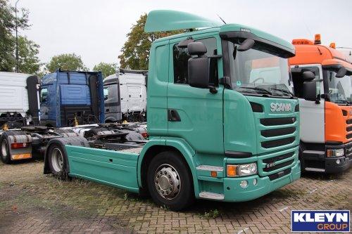 Scania G410, foto van Katy Kleyn