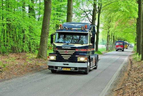 Scania T82, foto van Lucas Ensing
