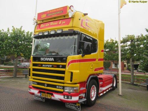 Scania 144, foto van oldtimergek