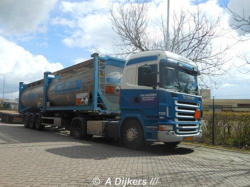 Scania R380, foto van arjan-dijkers