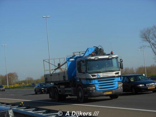 Scania P420, foto van arjan-dijkers