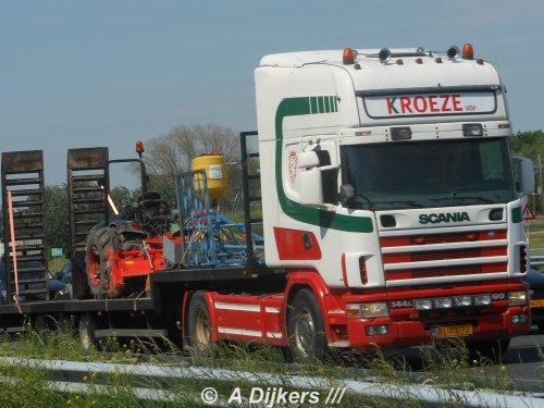 Scania 144, foto van arjan-dijkers