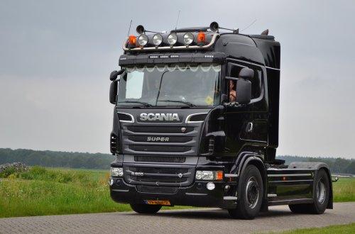 Scania R500, foto van Lucas Ensing