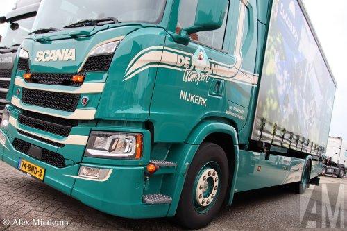 Scania G280, foto van Alex Miedema