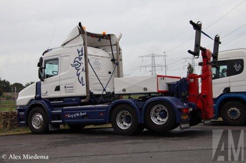 Scania T144, foto van Alex Miedema