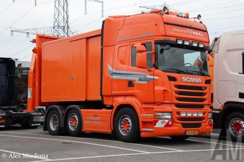 Scania R440, foto van Alex Miedema