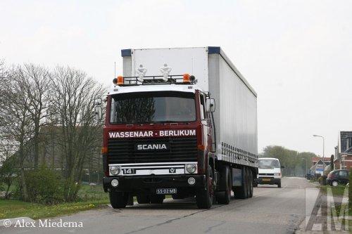 Scania 140, foto van Alex Miedema