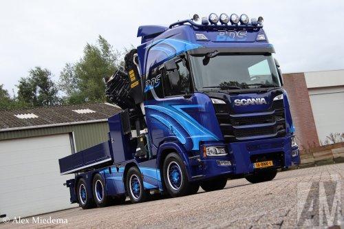 Scania R500 (new), foto van Alex Miedema