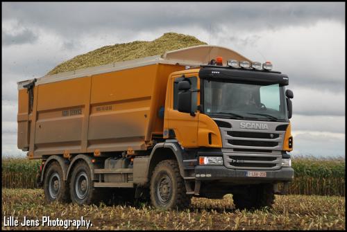 Scania P-serie, foto van Lille Jens