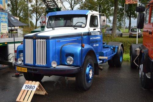 Scania 111, foto van coen-ensing