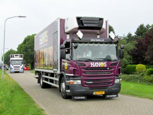 Scania P230, foto van Lucas Ensing