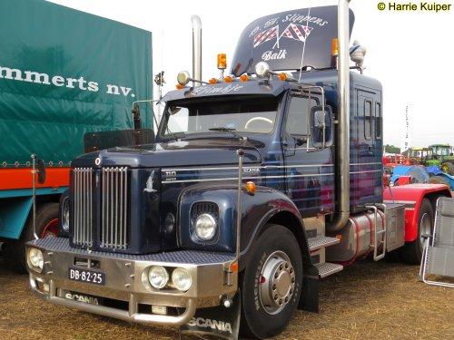 Scania 110, foto van oldtimergek