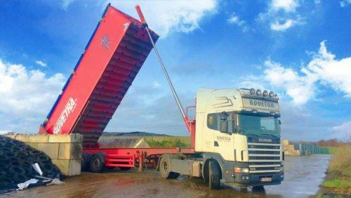 Scania Vrachtwagen, foto van jannesfendt