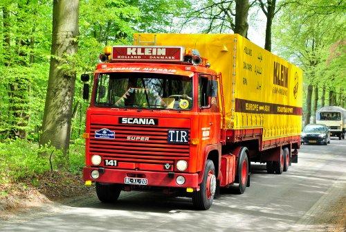 Scania 141, foto van Lucas Ensing