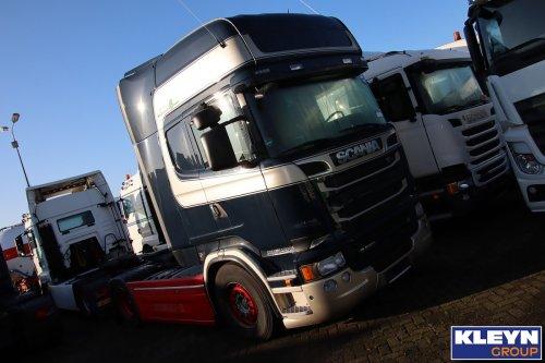 Scania R520, foto van Katy Kleyn