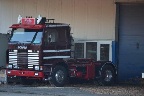 Scania 142, foto van coen-ensing