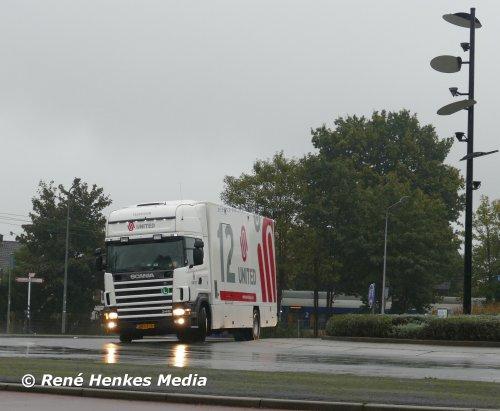 Scania R-serie, foto van René