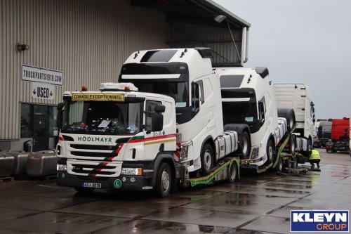 Scania P410, foto van Katy Kleyn