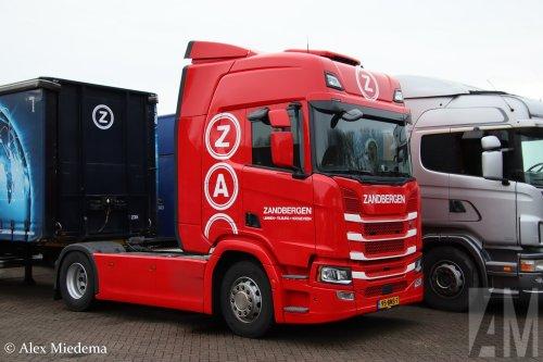 Scania R410 (new), foto van Alex Miedema