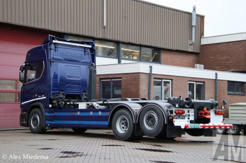 Scania S-serie, foto van Alex Miedema