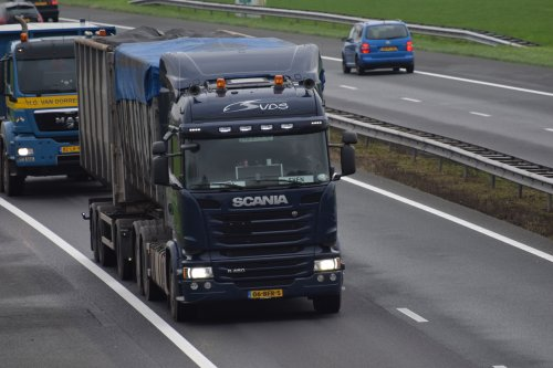 Scania R450, foto van william-hamstra