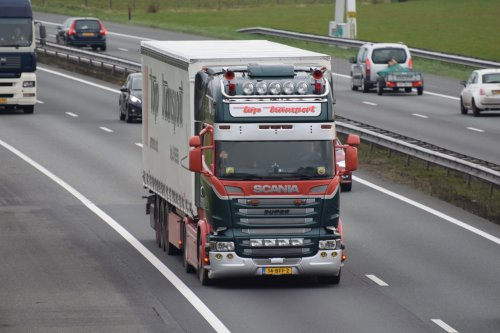 Scania R-serie, foto van william-hamstra